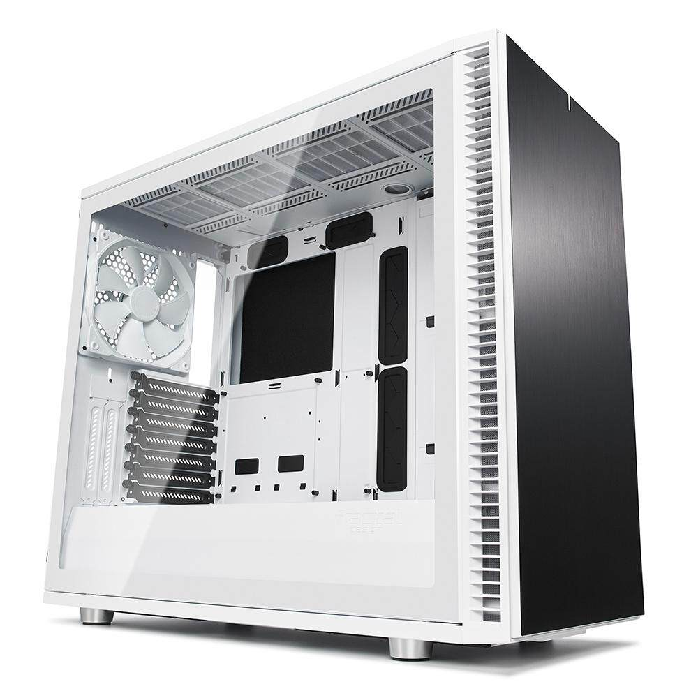 # FRACTAL DESIGN Define S2 Tempered Glass # Black | Blackout | White | Gunmetal Malaysia