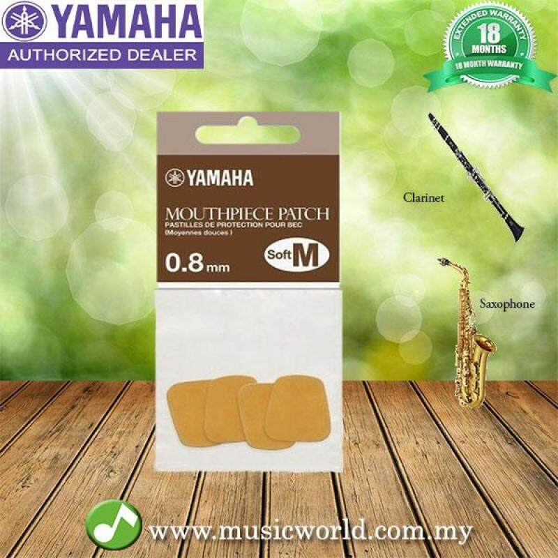 YAMAHA Mouthpiece Patch Clarinet Saxophone Mouth Piece Protector Protect Mouthpiece 0.8 mm Malaysia