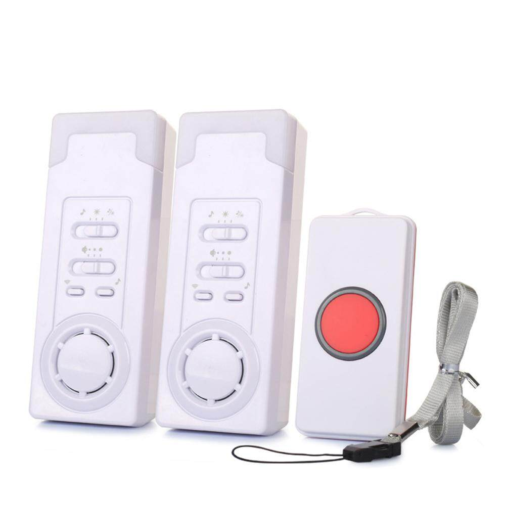 Wireless Call Home Elderly Patient Emergency Long Distance Wireless Call Device 1 to 2