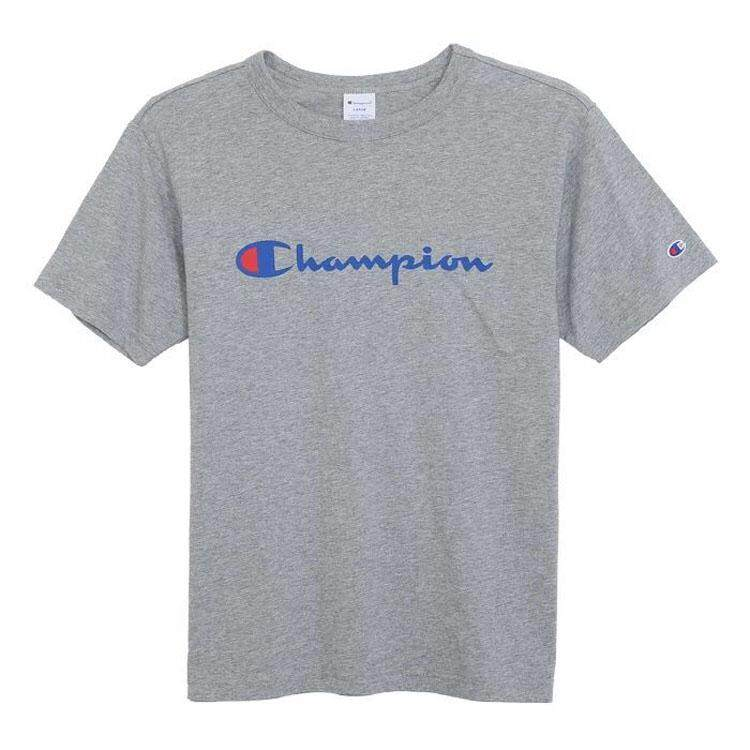 21dd4c56f31 Chenjiahai Champion T-shirt Champion T-shirt men s short sleeves women s  round collars half