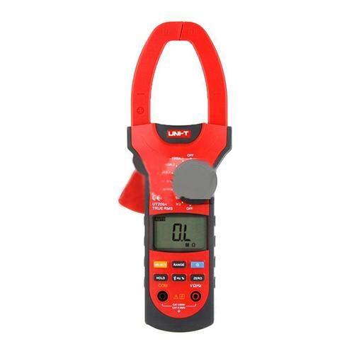 UNI-T 1 set Red Gray UT209A Universal Clamp Digital Multimeter 28.5*10.5*4.5CM