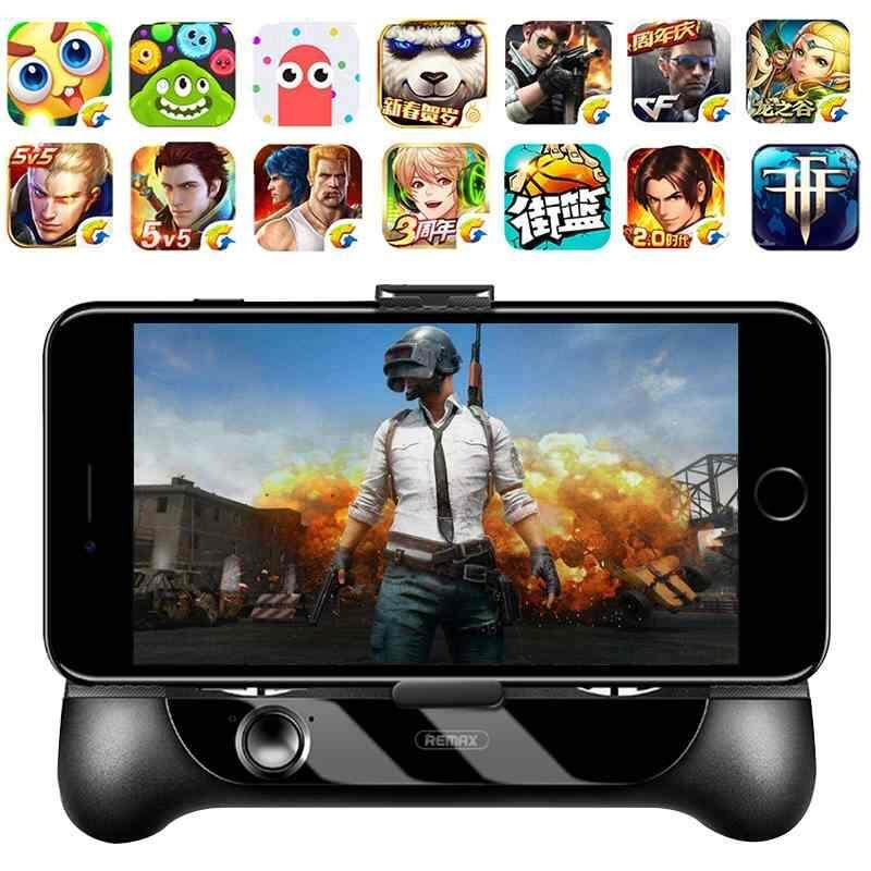 Liyc Mobile Phone Handle Gamepad Mount Holder Cooling Fan Radiator With Power Charger Malaysia