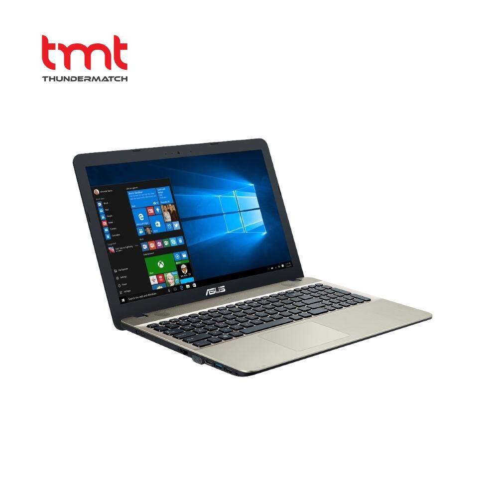 ASUS VivoBook Max X541U-VXX1462T | i3-6100U | 4GB | 1TB | NVD GT920MX 2GB | 15.6 | W10 - Black Malaysia