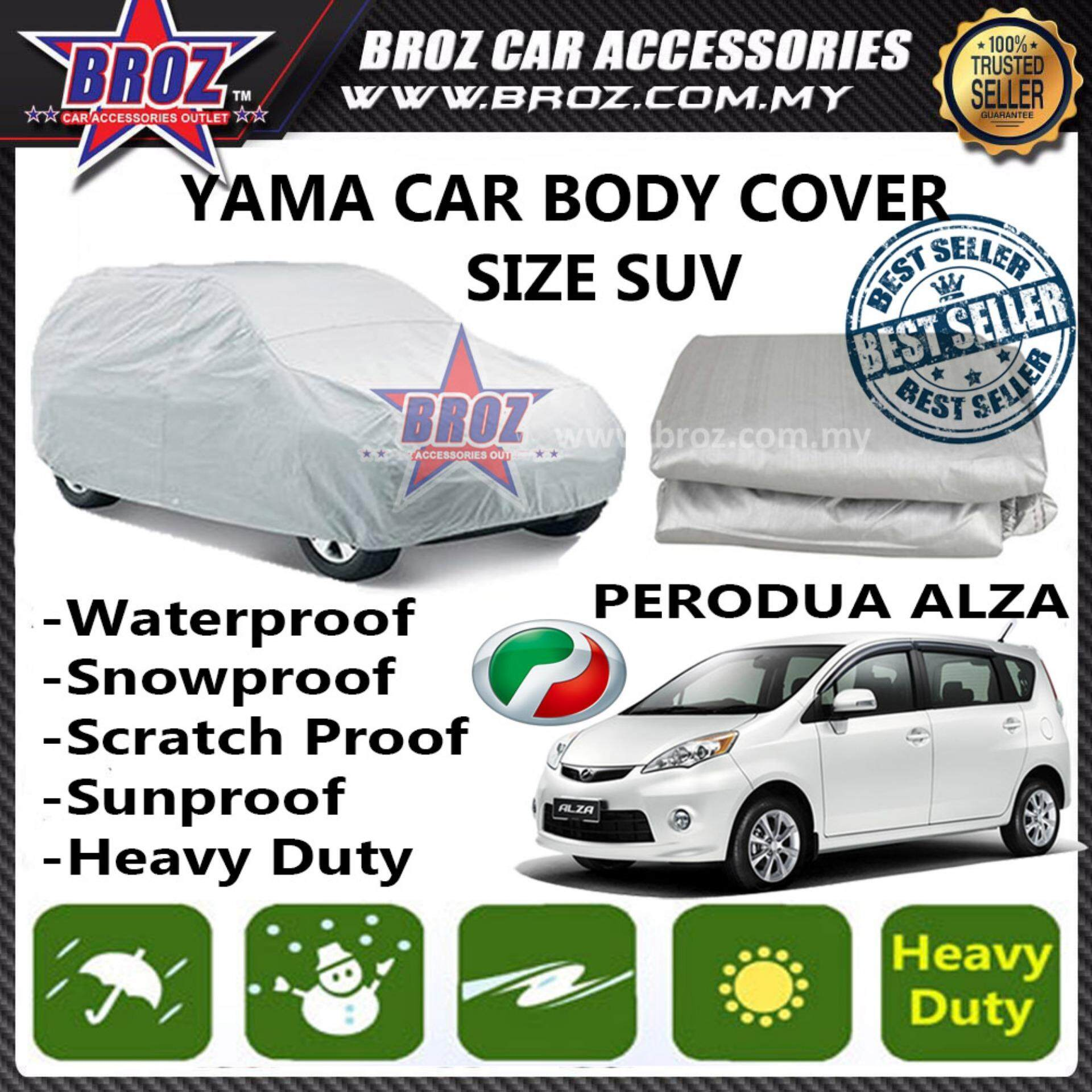 Exterior Automotive Accessories for the Best Price in Malaysia