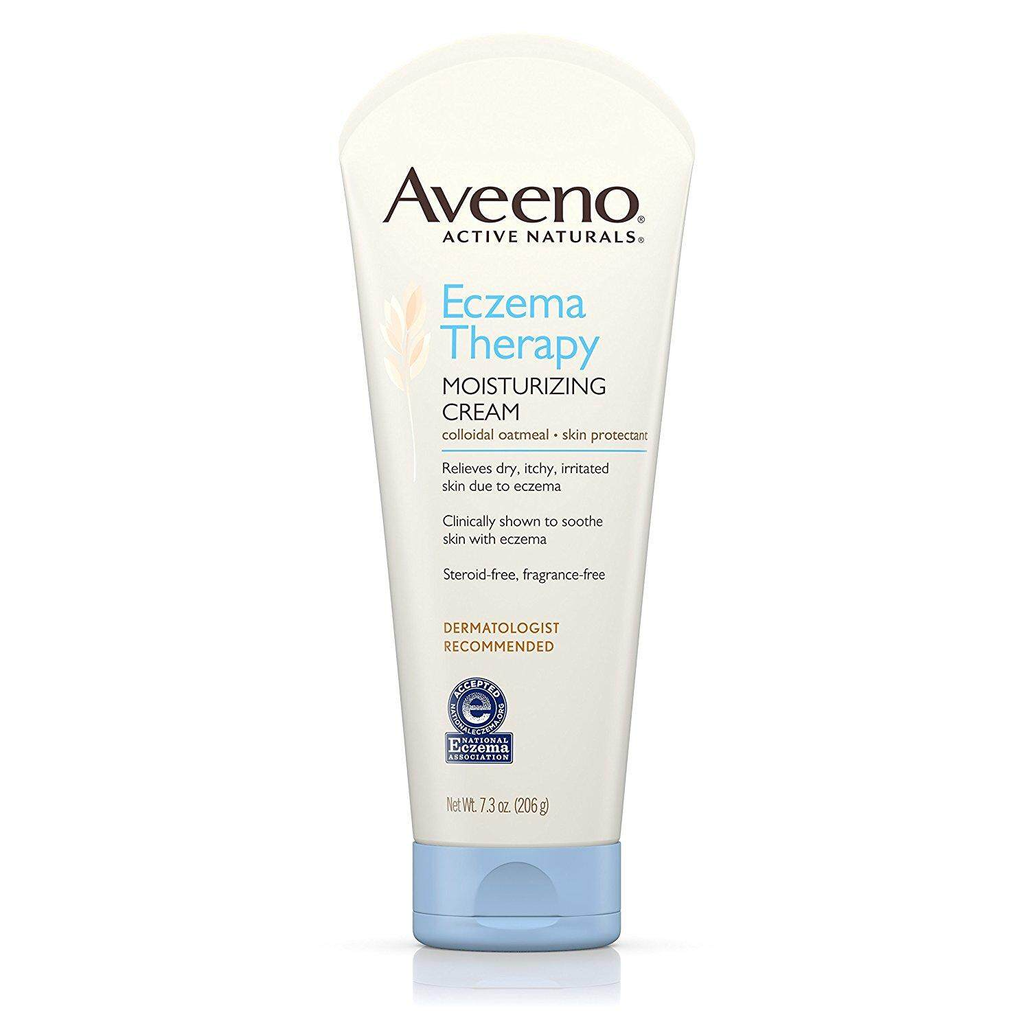 Aveeno Eczema Therapy Moisturizing Cream For Sensitive Skin By Iimono Living.