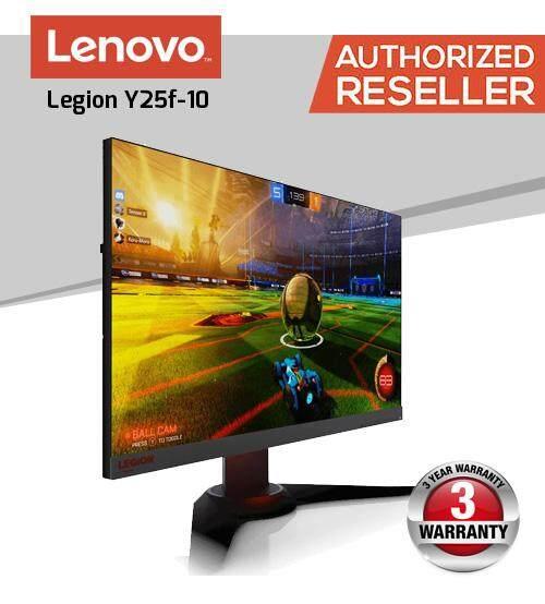 Lenovo Y25F-10 TN 24.5 FHD (1920x1080) 144Hz AMD FreeSync HDR Gaming Monitor (96% sRGB) Malaysia