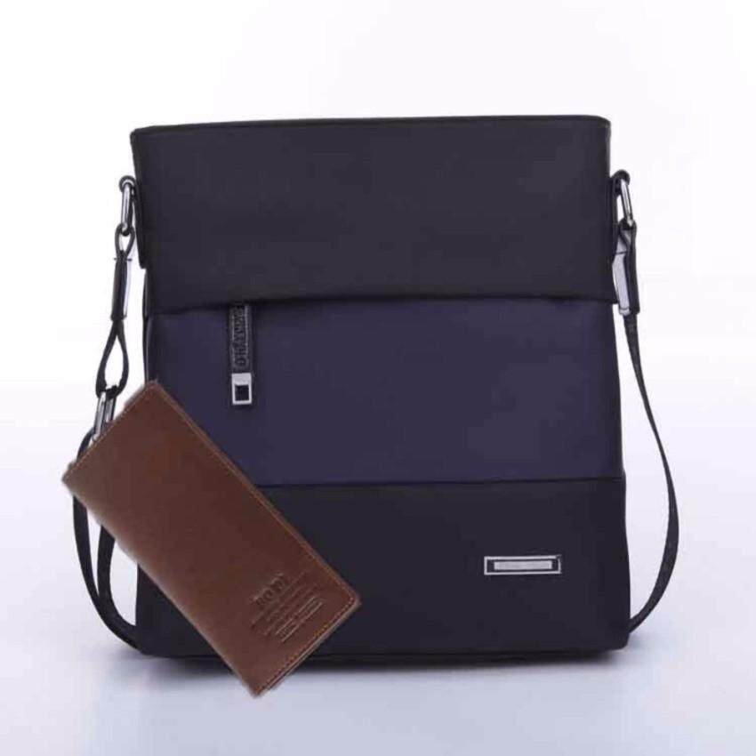 093dfe0d68bd Polo Men s Business Casual Briefcase Bag Male FashionMulti-function Cross-body  Bag Messerger Bag