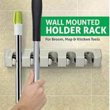 Magic Mop Holder By Smart House Hardware.