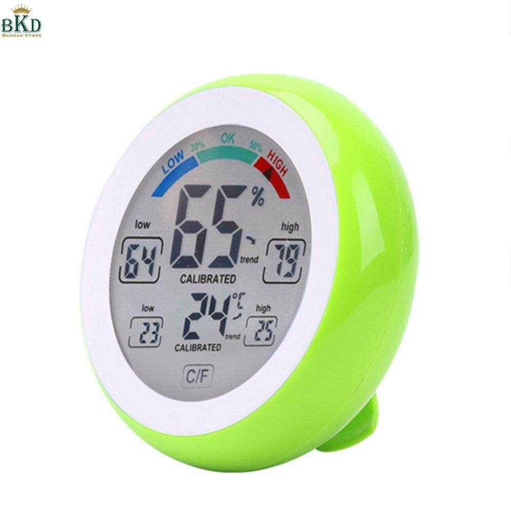 bokeda Store with LCD Display 2 in 1 Hygrometer Thermometer Humidity Meter