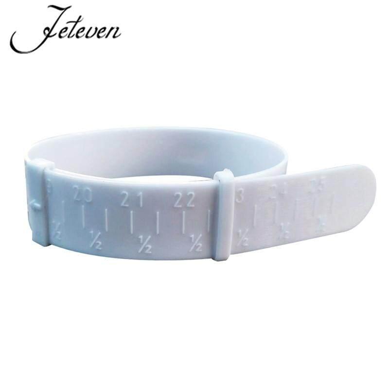 Belt style standard bracelet measuring wrist measurement tool wrist size measurement circle
