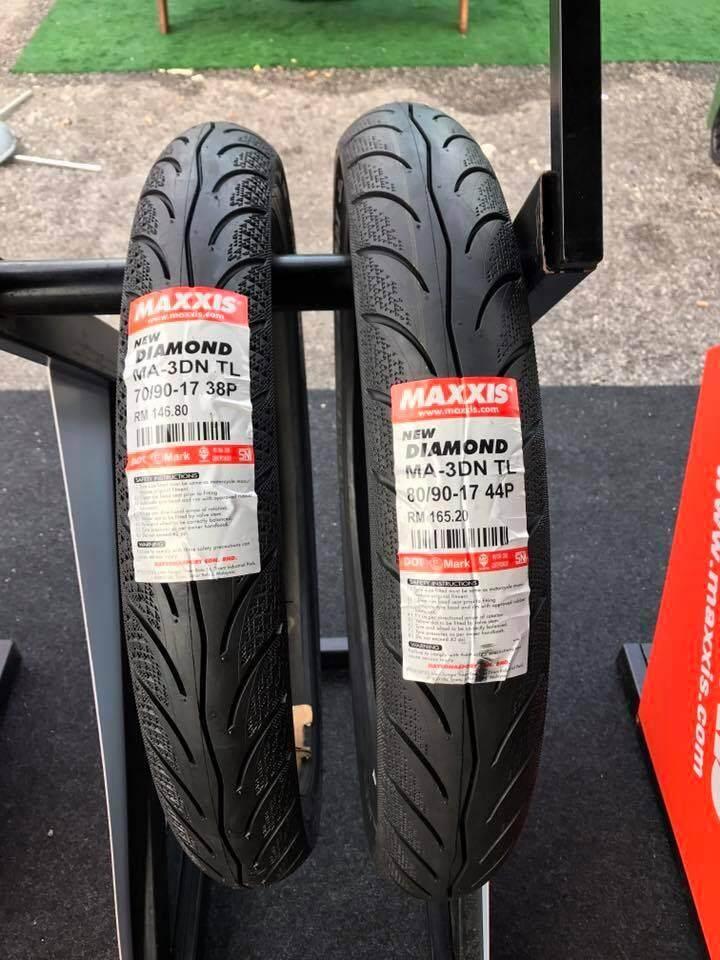 Maxxis Diamond MA-3DN 70/90-17 (1 Tyre)
