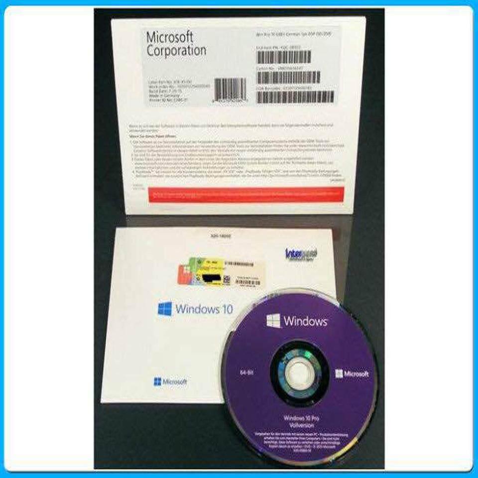 Harga Lisensi Windows 10 Pro Retail Original Terbaru 2018 Microsoft Computers Laptops Software Price In Malaysia Best Professional English