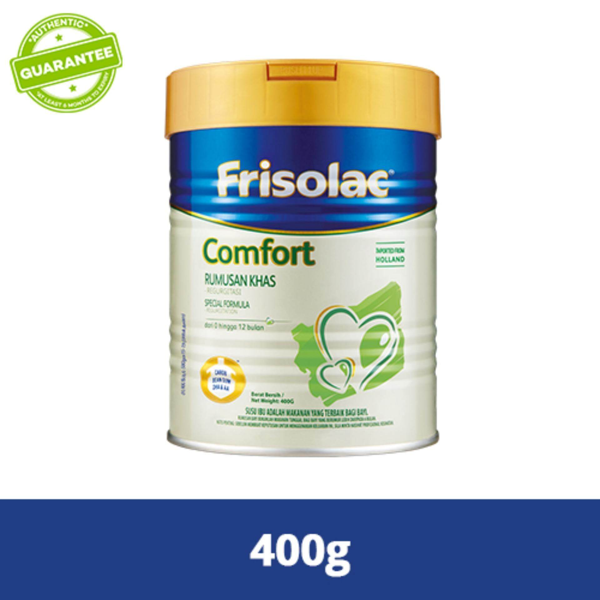 Frisolac Comfort 400g By Lazada Retail Friso Gold.