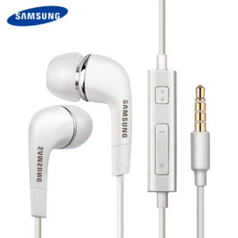 SAMSUNG Earphones EHS64 Headsets 3.5mm In-ear with Microphone Wire for Samsung Galaxy S8 S3 ...