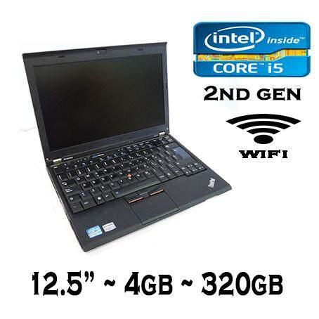 Lenovo thinkpad X220 intel core i5 ~2nd gen HDD 320GB RAM 4GB LAPTOP  NOTEBOOK NETBOOK Malaysia