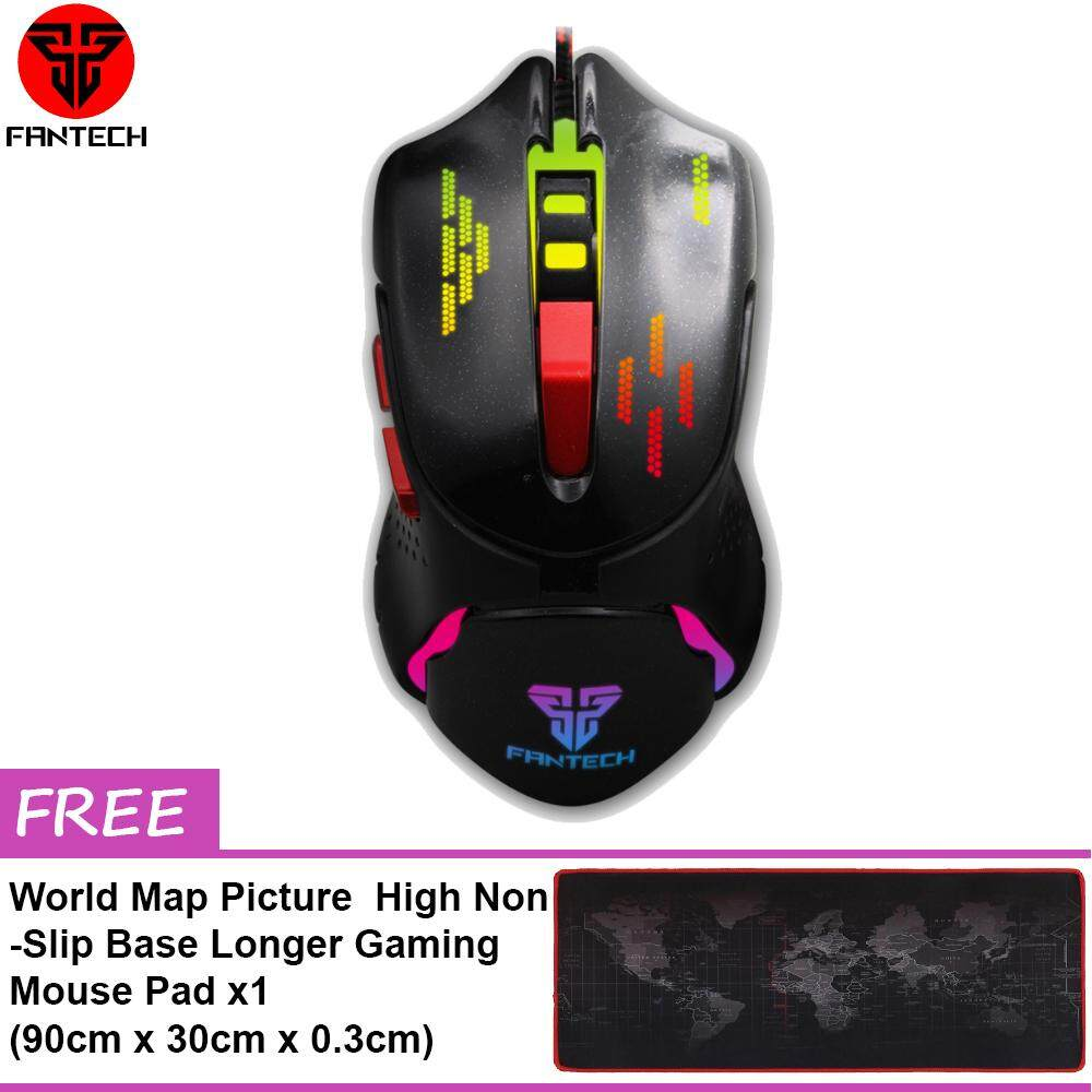 Fantech Mice Malaysia Mouse Wireless W556 Mousepad Mp25 Kahn V1 2400 Dpi Led Optical 6d Usb Wired Gaming With Chroma Luminous Light