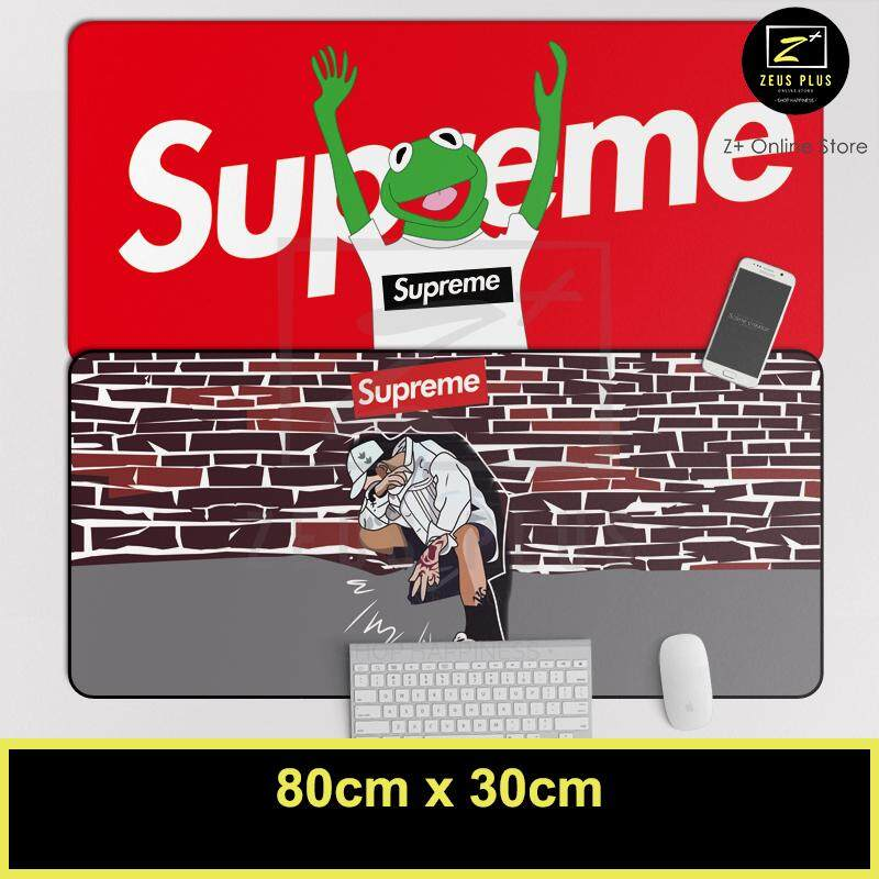 Z PLUS Supreme Large Gaming Thickened Desktop Keyboard Mouse Pad Laptop Accessory(Frog) Malaysia