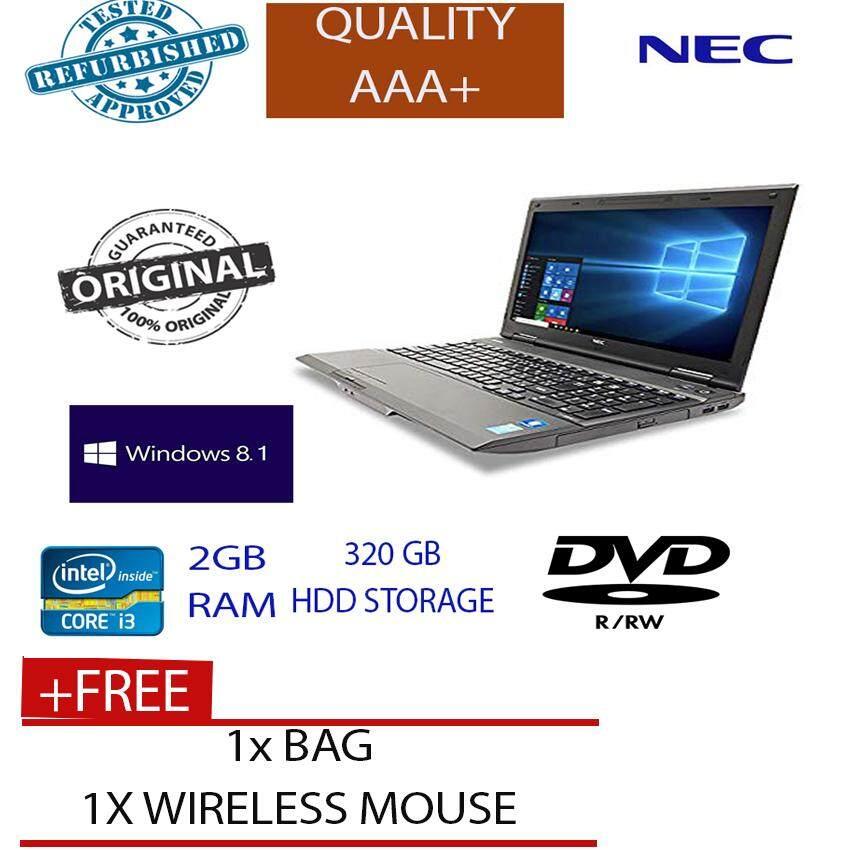 Used NEC VersaPro (Intel(R) Core I 3 [PC-VK24LXZDH] Malaysia
