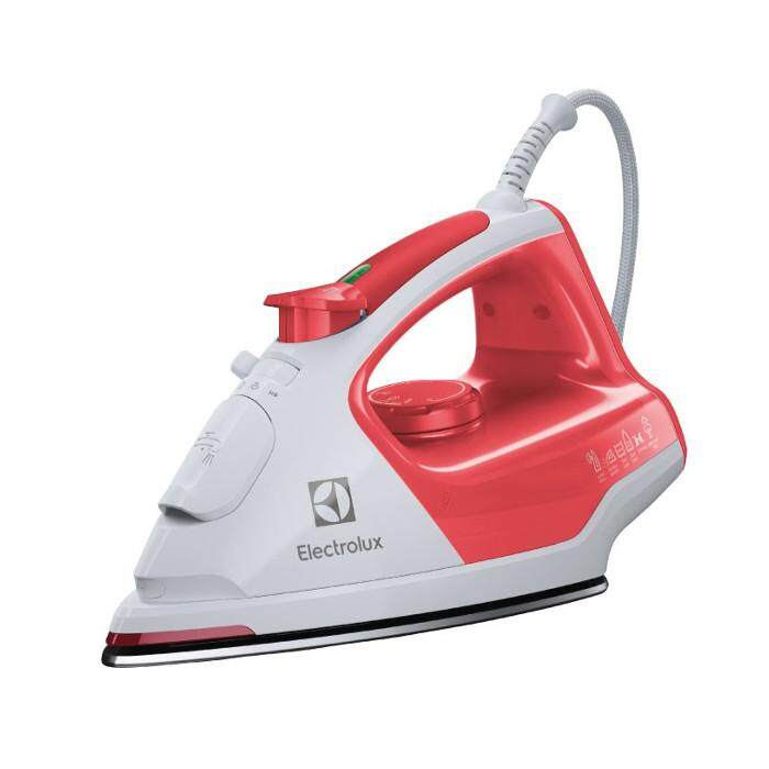 Electrolux Esi5116 Steam Iron 1800w Self Clean System Orange Rose By Tbm Online.