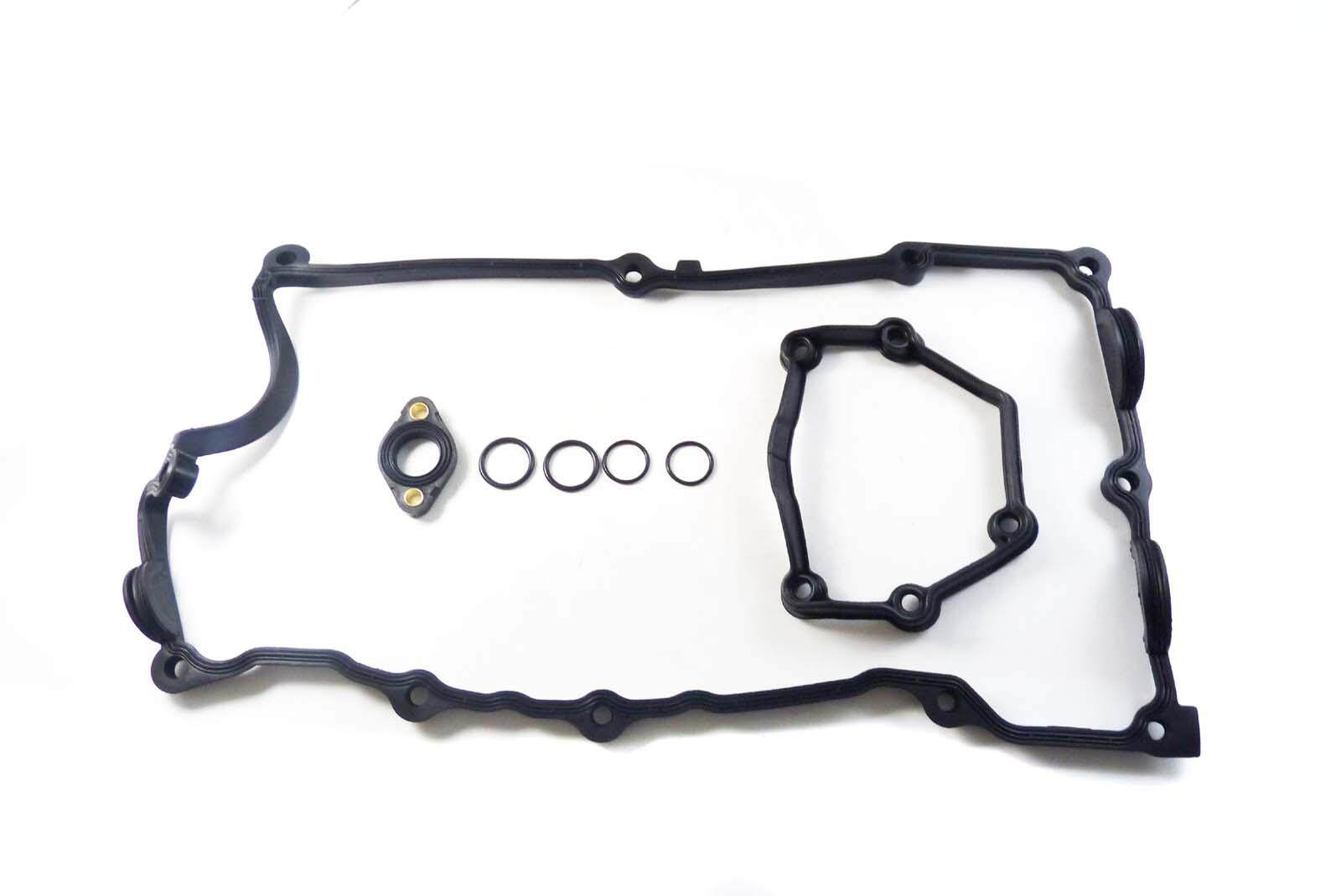 CYLINDER HEAD COVER GASKET W// Tube O-Rings Set for BMW E46 E90 X3 11120028033