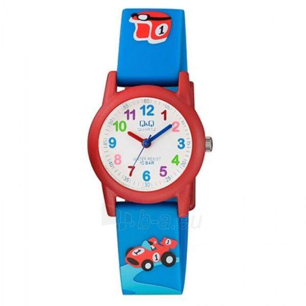 [1 YEAR WARRANTY] Q&Q by Citizen VR99J004Y COLORFUL ANALOGUE kid/teen watch Malaysia