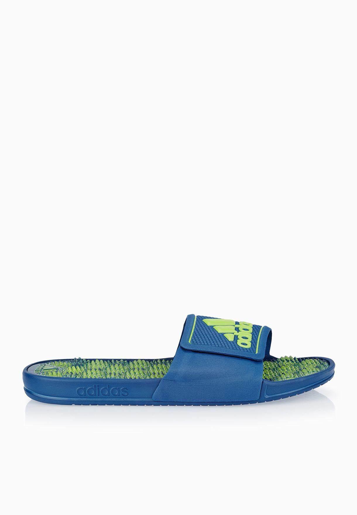 more photos 1caf9 eac6c adidas Adissage 2.0 Sandal - Blue