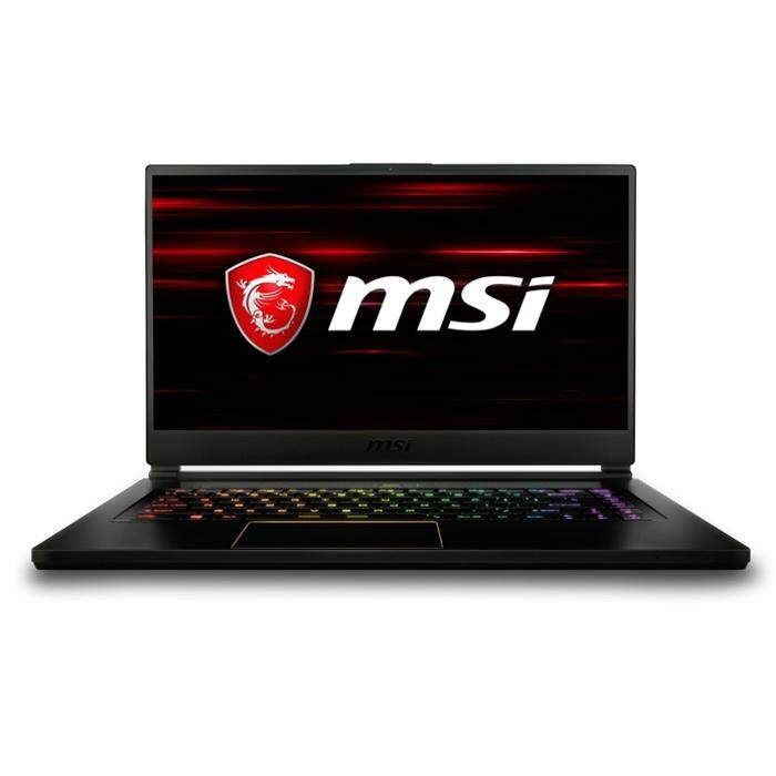 MSI GS65-8RE-099MY Stealth Thin Gaming Notebook (15.6inch / Intel I7 / 16GB / 512GB SSD / GTX1060 6GB) Malaysia