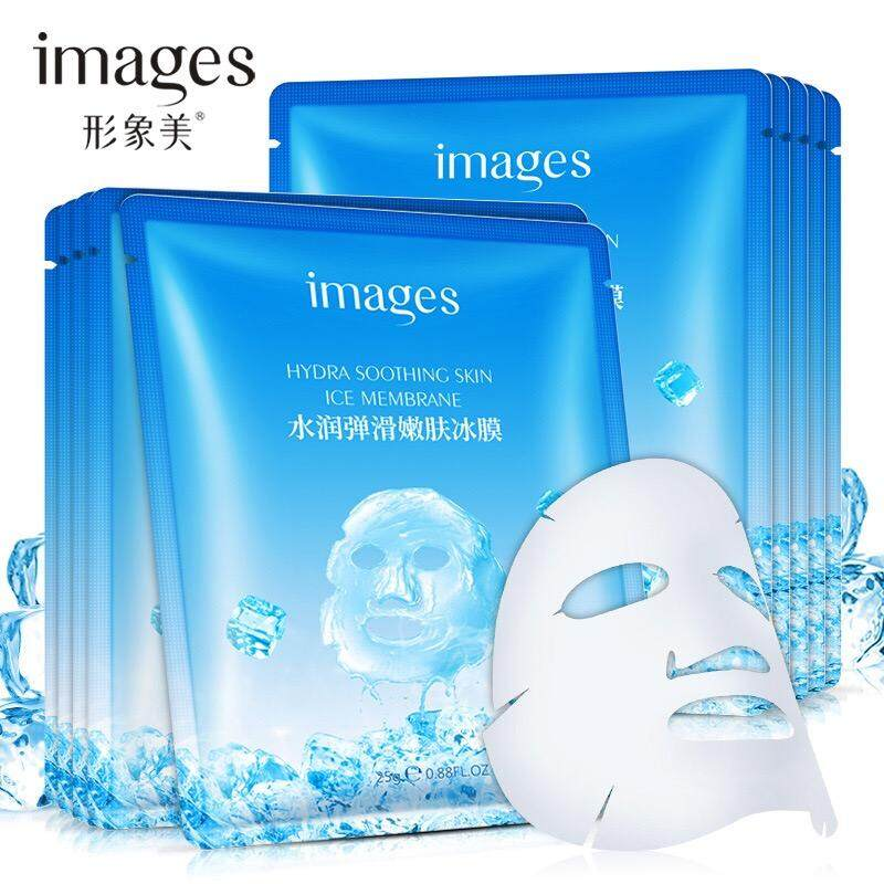 Images Hydra Soothing Skin Ice Moisturizing Facial Mask By Jpro_online.