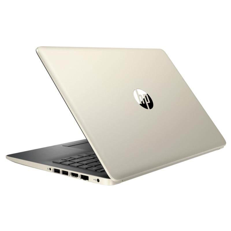HP 14-CM0012AX (4RW04PA) GOLD (AMD RYZEN 3-2200U/4GB/1TB/NO ODD/2GB 520/14/W10/1YR) + BACKPACK Malaysia