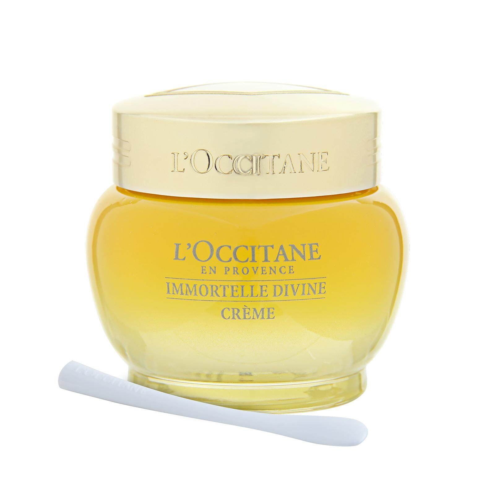 Loccitane Buy At Best Price In Malaysia Lazada Divine Body Cream Immortelle 17oz