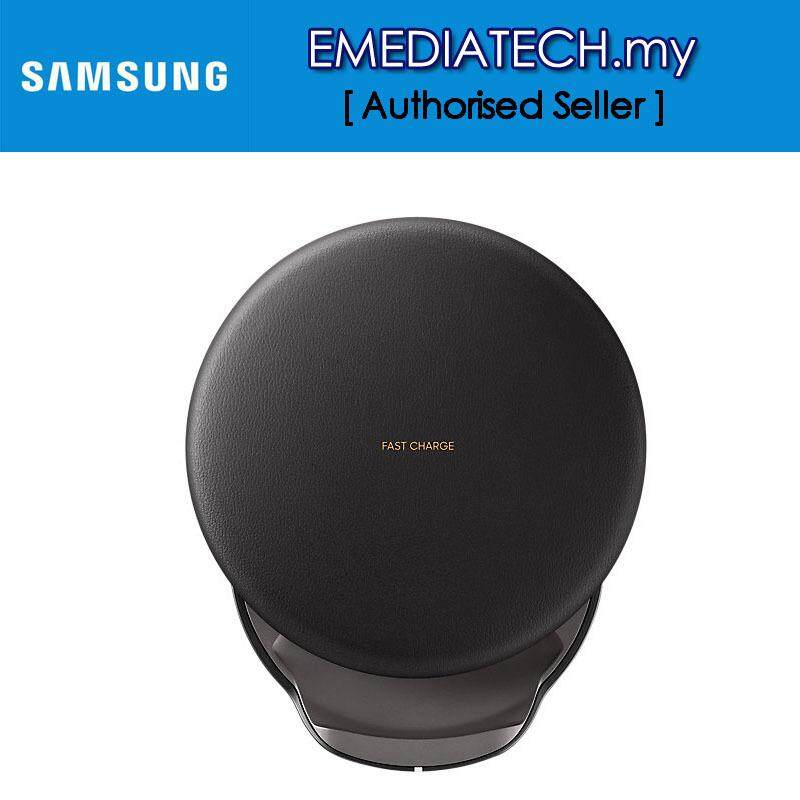 Samsung Fast Mode Wireless Charger Convertible Black, Black By Emediatech.