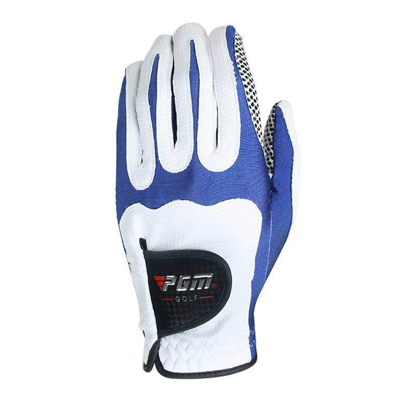 Zoahu Flexible Elastic Mens Golf Left Hand Gloves Powerful Grip Breathable Sweat Absorption By Zoahu.