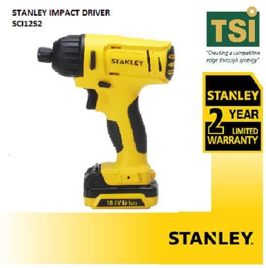 STANLEY SCI12S2 10.8V IMPACT DRIVER