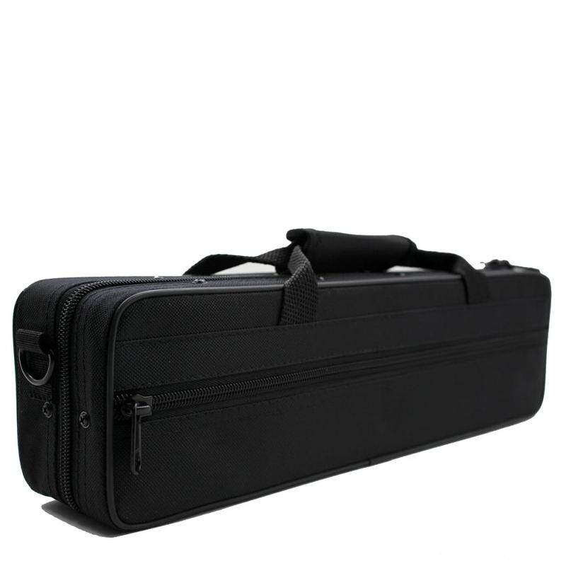HiQueen Oxford Cloth Flute Bag Carry Case Cover with Removable Shoulder Strap Malaysia