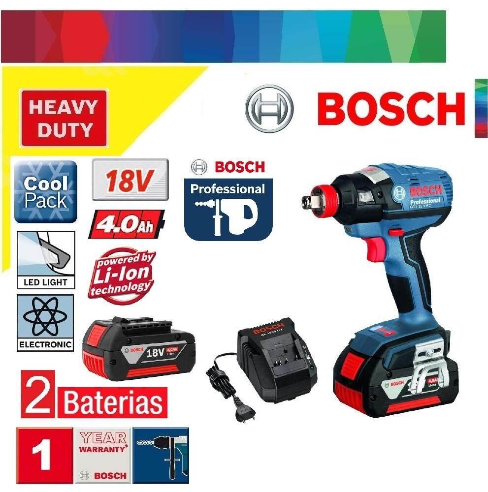 Bosch GDX 18V-EC Brushless Cordless Impact Driver Wrench, Cordless Impact Driver Wrench