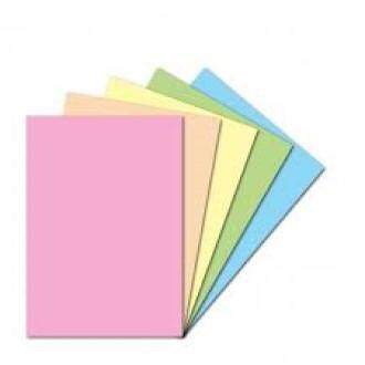 Manila Card (brief Card) 220g (pack Of 10) By Bright Ink Stationery.