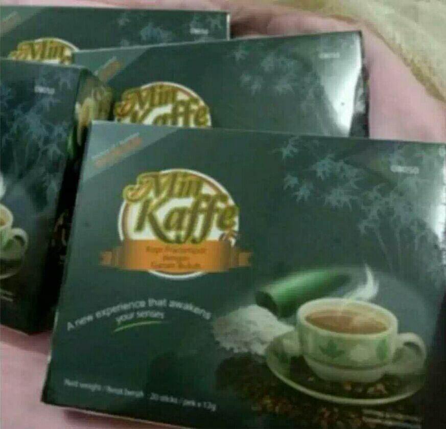 Min Kaffe By Hai O By Anggerik Shop.