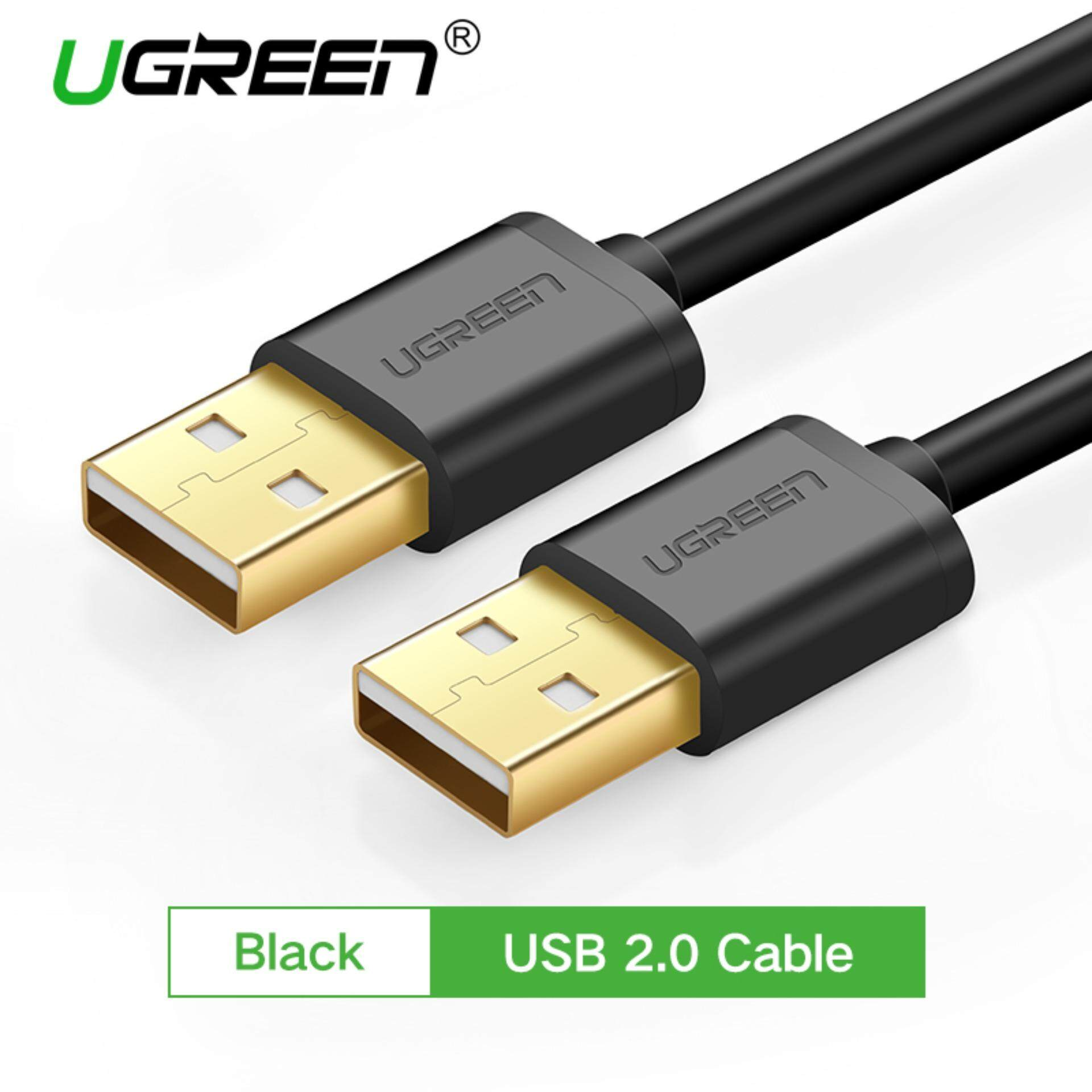 Computer Laptop Serial Cables For The Best Prices In Malaysia Usb To Rj11 Wiring Diagram Rs232 Female Ugreen 3m Gold Plated 20 Male Extender Cable Black