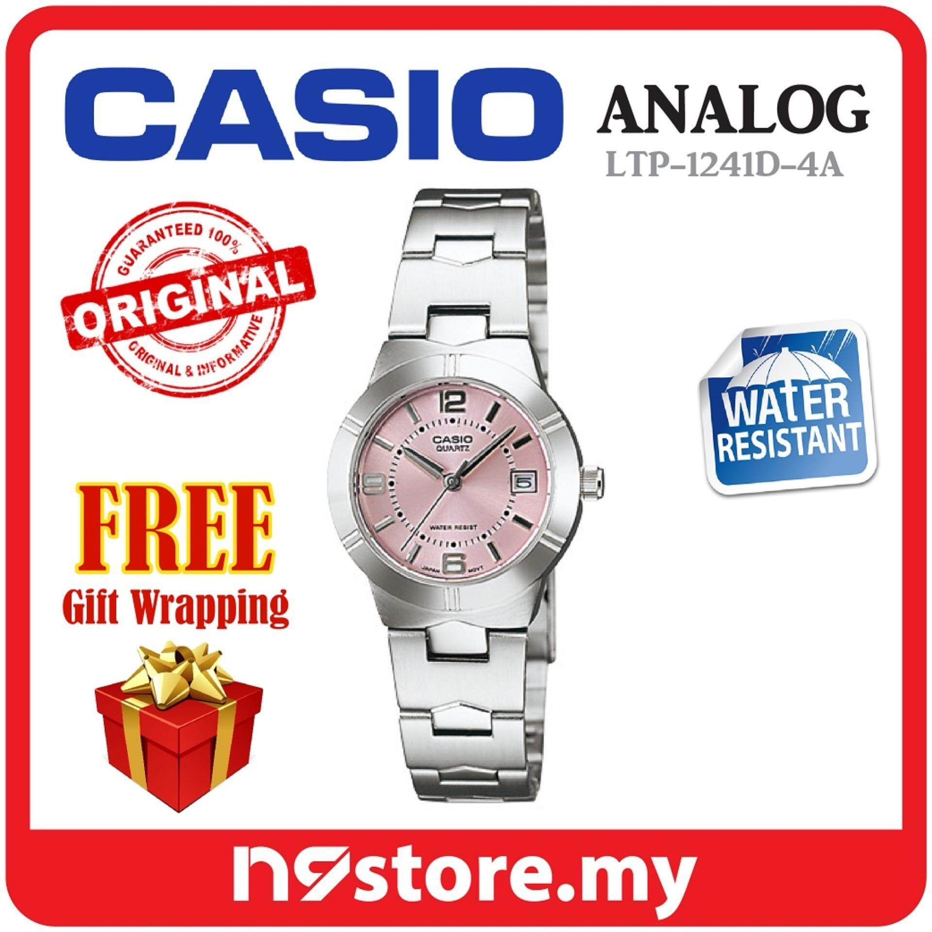 Jam Tangan Buy At Best Price In Malaysia Lazada Yazole 296 Pria Original Business Quartz Watches Black Dial Casio Ltp 1241d 4a Analog Ladies Pink Women Stainless Steel Band