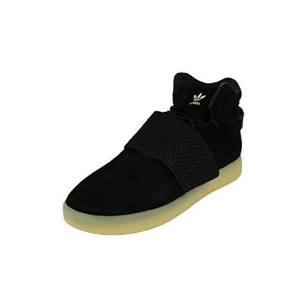 dba0e135586 adidas Originals Tubular Invader Strap Mens Hi Top Trainers Sneakers Shoes  (UK 11 US 11.5