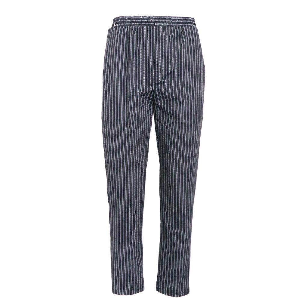 Miracle Shining Chef Pants Restaurant Elastic Comfy Work Trousers TypeI