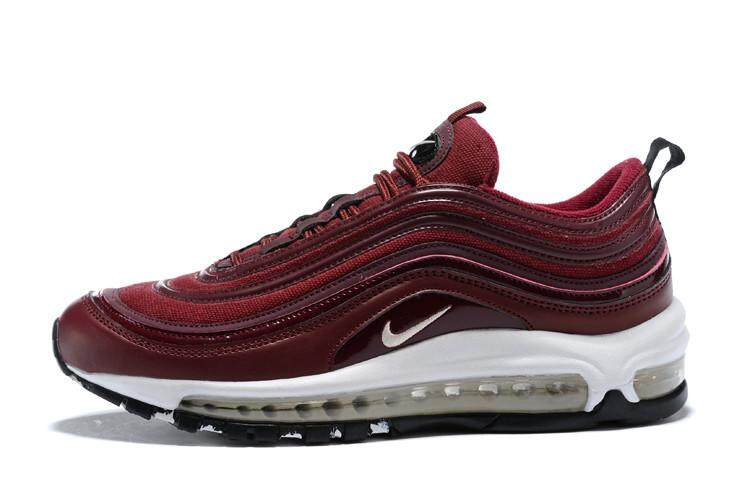buy online 8769f 4b0e7 ... france nike original air max 97 low top women global sales running shoe  black white 829f6