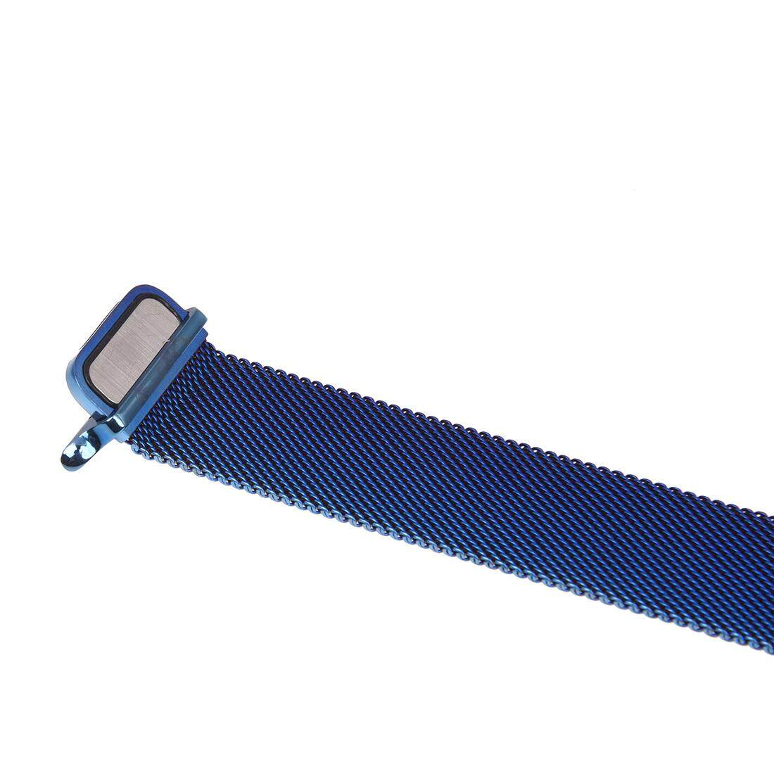 Replacement Wrist Bracelet Sport Band Strap For Apple Watch 42mm/Blue/milanses Loop Malaysia