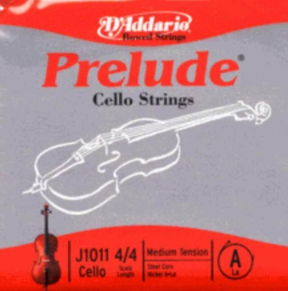 DAddario Cello String No.1A J1011 (GENUINE) Malaysia