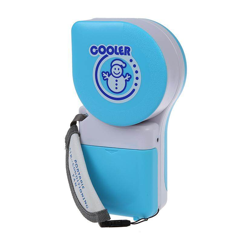 Portable Small Fan & Mini-Air Conditioner Handy Cooler Speed Adjustable By Happyang.