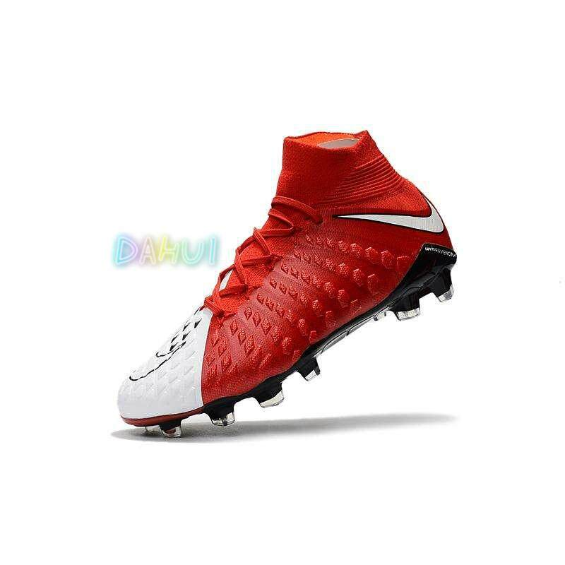 797bac6fae1 High Ankle Football Boots Hypervenom Flare Football Shoes Adulto Men s Soccer  Shoes Original Futebol Training Sneakers