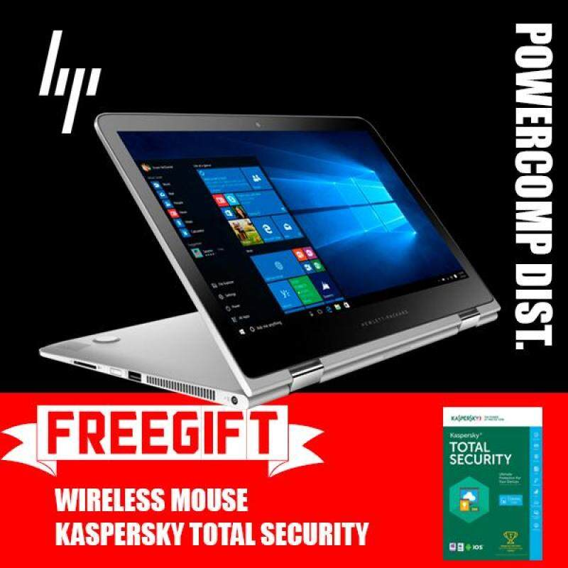 HP Spectre x360 13-ac080tu Laptop (i5-7200u, 8GB, 256GB, Intel, W10H) Malaysia