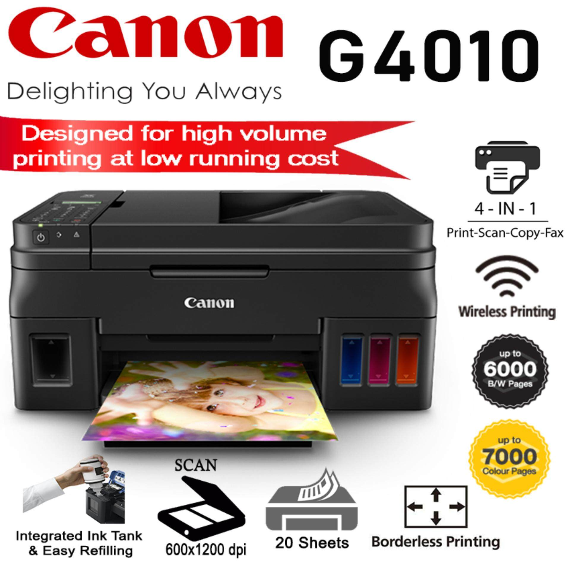 Canon Ink Jet price in Malaysia - Best Canon Ink Jet | Lazada