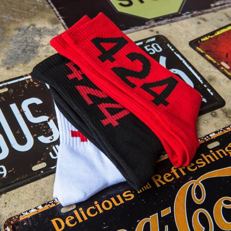 137749adc6077 3 Pairs Harajuku Men Chinese Style Personality Letters Hip Hop Crew Socks  Gift Funny Socks Hiphop