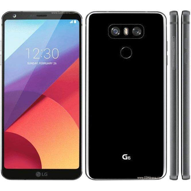 LG G6 32GB 4GB RAM LTE 3G WIFI UNLOCKED FULL SET
